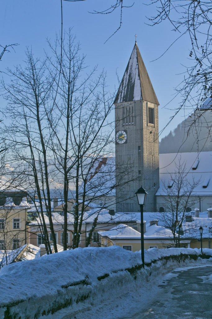 Hallein, Salzburg, 20160128 Foto: wildbild, Herbert Rohrer
