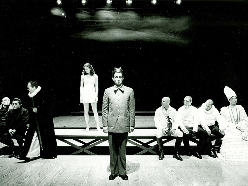 tvb-hallein-duerrnberg-kultur-festspiele-1999-SCHLACHTEN-Nina-Kunzendorf-Rene-Dumont-PHoto-Matthias-Horn