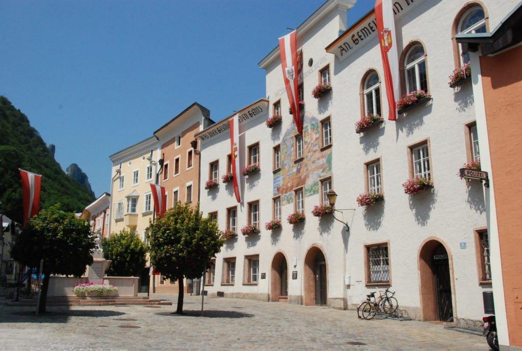 Hallein Altstadt