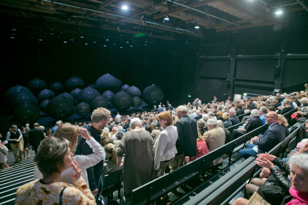Salzburger Festspiele Location Pernerinsel Hallein, 20170821, (c)wildbild